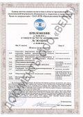 Свидетельство об аккредитации №ЭО-02415 (М, П, Х, Т, З)